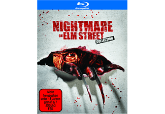Nightmare on Elm Street Collection - (Blu-ray)