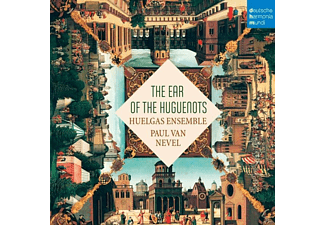 Huelgas Ensemble - The Ear of the Huguenots - (CD)