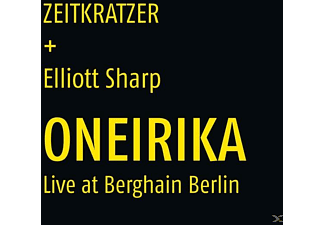 Elliott Zeitkratzer/sharp - Oneirika-Live At Berghain Berlin - (CD)