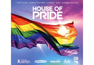 VARIOUS - House Of PRIDE - (CD)