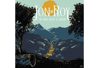 Jon And Roy - The Road Ahead is Golden - (Vinyl)