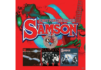 Samson - Joint Forces 1986-1993 (2CD Expanded Edition) - (CD)