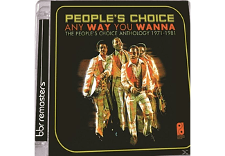 People's Choice - Any Way You Wanna-The People's Choice Anthology - (CD)