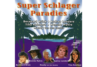 VARIOUS - Super Schlager Paradies - (CD)