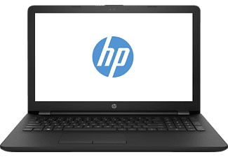 HP 15-bs039ng, Notebook mit 15.6 Zoll Display, Core™ i3 Prozessor, 8 GB RAM, 1 TB HDD, Schwarz