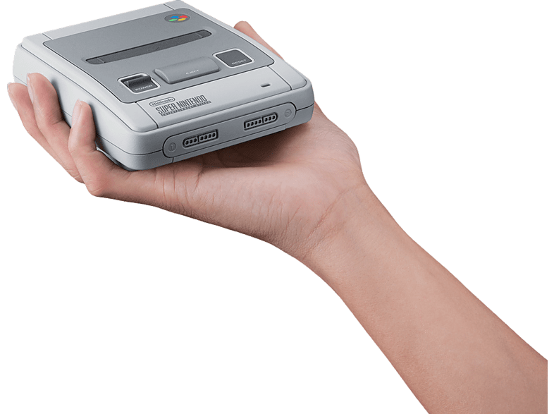 NINTENDO Classic Mini: Super NES gaming κονσόλες κονσόλες nintendo