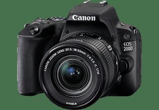 Canon EOS 200D DSLR + 18-55mm IS STM