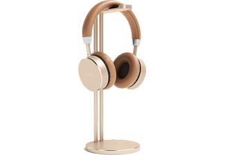 SATECHI Slim Aluminium Headphone Stand – Gold