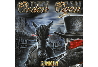 Orden Ogan - Gunmen (Limited Editon) (Digipak) (CD + DVD)
