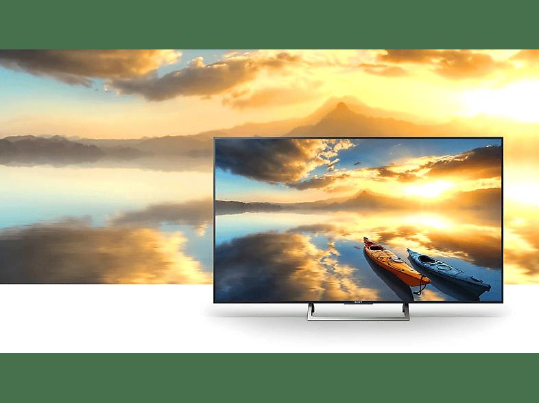 SONY KD-49XE7005BAEP Smart LED televízió