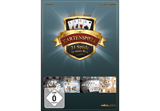 Kartenspiele 23 in 1 Deluxe Box Edition - PC