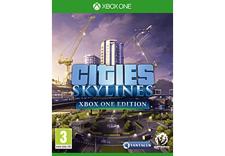 Cities Skyline Xbox One