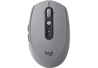 LOGITECH M590 Multi-Device Silent Mouse, Midnight Grey (910-005198)