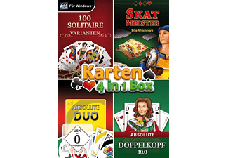 Karten - 4in1 Box - PC