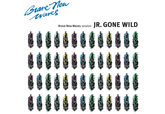 Jr.Gone Wild - Brave New Waves Session - (CD)