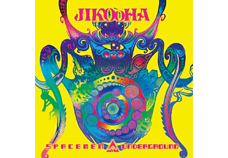 Jikooha - Spacemen Underground - (CD)