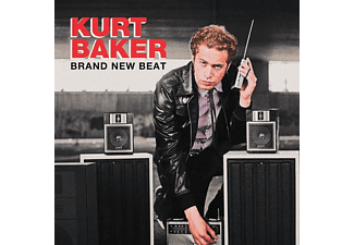 Kurt Baker - Brand New Beat - (CD)