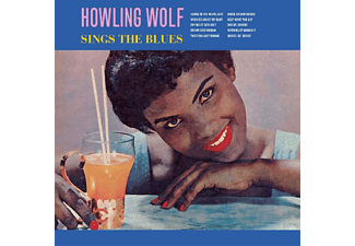Howling Wolf - Sings The Blues - (CD)