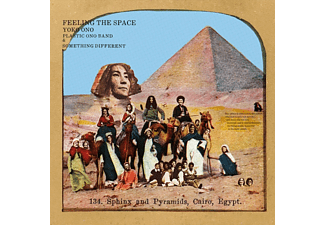 Yoko Ono & Plastic Ono Band - Feeling The Space - (CD)