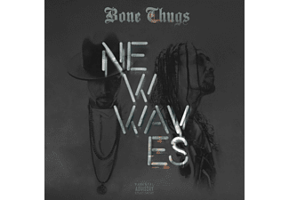 Bone Thugs-N-Harmony - New Waves - (CD)