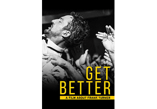 Frank Turner - Get Better: A Film About Frank Turner - (DVD)