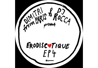 Dimitri From Paris, Dj Rocca - Erodiscotique EP4 - (Vinyl)