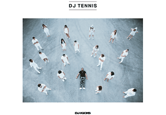 Dj Tennis - DJ-Kicks - (LP + Download)
