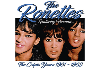 The Ronettes - The Colpix Years (1961-1963) - (Vinyl)