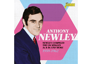 Anthony Newley - Newley Compiled - (CD)