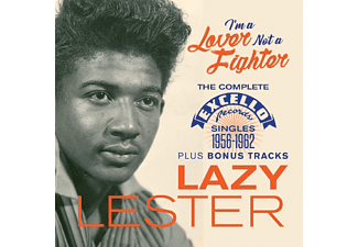 Lazy Lester - I'm A Lover Not A Fighter - (CD)
