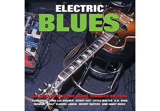 VARIOUS - Electric Blues - (CD)