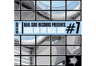 VARIOUS - Soul On The Real Side Vol.7 - (CD)