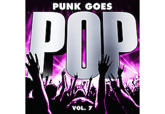 VARIOUS - Punk Goes Pop Vol.7 - (CD)
