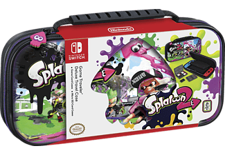 Bigben nintendo switch official splatoon 2 housse de for Housse nintendo switch