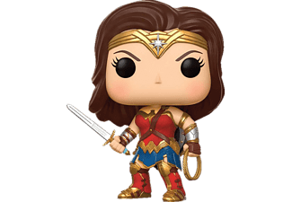 Justice League POP! Vinyl Figur 206 Wonder Woman