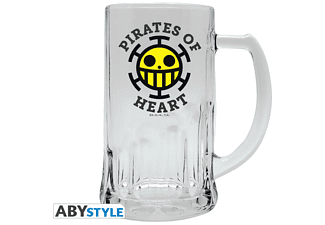 One Piece Bierkrug Trafalgar Pirates of Heart