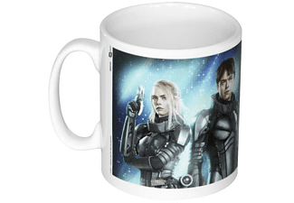 Valerian an the City of 1000 Planets Tasse Duo