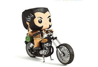 Marvel POP! Rides 26 X-Men Wolverine Motorrad