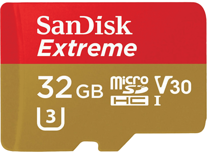 SAN DISK 32GΒ MICRO SD EXTREME 100MB/sec laptop  tablet  computing  tablet   ipad κάρτες μνήμης hobby   φωτογραφία φωτογρ