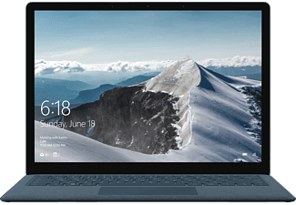MICROSOFT Surface Laptop, Notebook mit 13.5 Zoll Display, Core™ i5 Prozessor, 8 GB RAM, 256 GB SSD, HD-Grafik 620, Kobalt Blau
