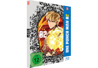 002 - One Punch Man (Episoden 5-8) - (Blu-ray)