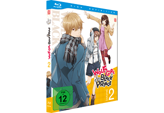 002 - Wolf Girl & Black Prince - (Blu-ray)