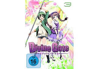 Divine Gate - Vol. 3 - (DVD)