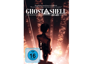 Ghost in the Shell (Kinofilm) – 2.0 - (DVD)