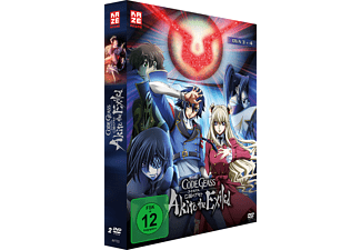Code Geass - Akito the Exiled   (OVA 3+4) - (DVD)