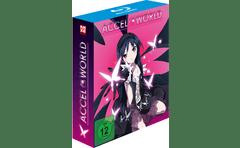 Accel World - Blu-ray 1 + Sammelschuber (Limited Edition) - (Blu-ray)