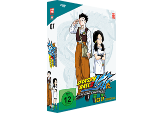 Dragonball Z Kai - Box 7 - Episoden 99-116 - (DVD)