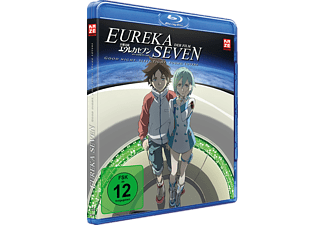 Eureka Seven Movie: Good Night, Sleep Tight, Young Lovers - (Blu-ray)