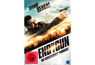 End of a Gun - (DVD)