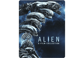 Alien 1-6 (Steelbook) - (Blu-ray)